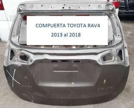 TOYOTA RAV4 PUERTA POSTERIOR