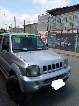 Chevrolet Jimmy 2003 4×4 full a/c al dia