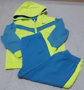 Conjunto Sudadera Nike 24-36 Meses