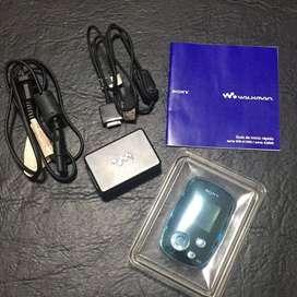 Walkman SONY FUNCIONA MP3