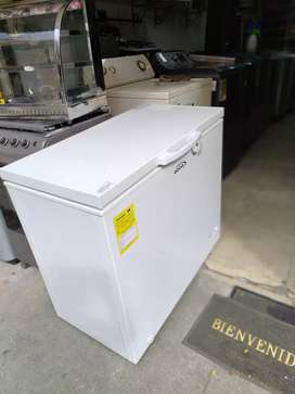 Hoy en venta congelador Abba 298 litros cómo NUEVO