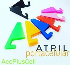 Atriles soportes para cells