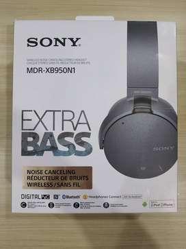 Auriculares Inalámbricos (cancelación De Ruido) Sony Xb950n1