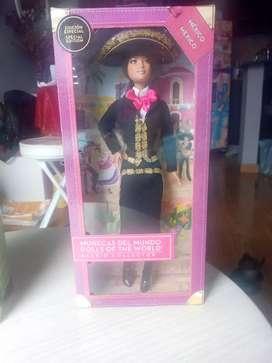 Barbie México edición especial mariachi
