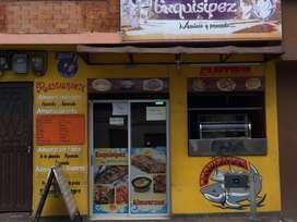 Se Vende Restaurante (Puede Negociar)