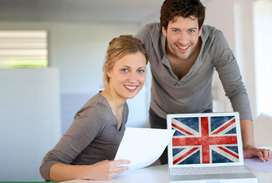 conversational classes with americans toefl