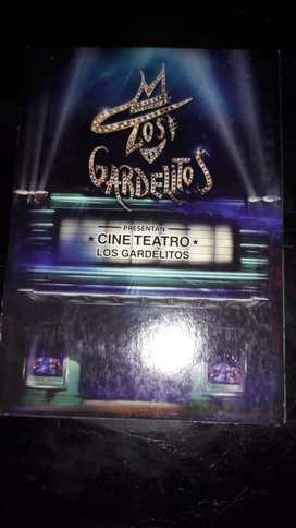 CD teatro Los gardelitos