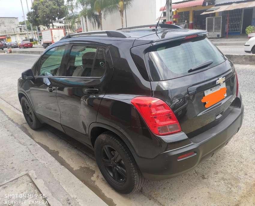 Chevrolet Tracker 2014 0
