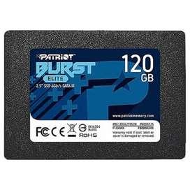 DISCO SSD 120Gb PATRIOT ELITE