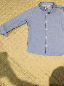 Camisas niño 6-7 años