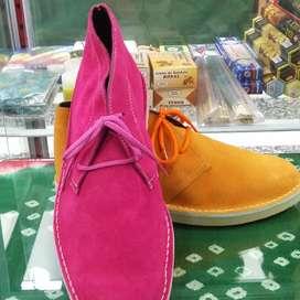 Venta de zapatos de Gamuza