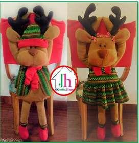 Decoración navideña agenda tu pedido desde ya!!