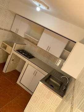 Se arrienda apartamento en Unidad Multifamiliar las Ceibas 1.  Al lado de la base aérea sobre la carrera octava
