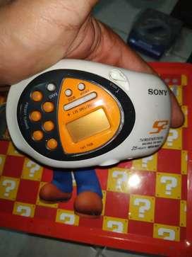 Radio sony walkman am fm tv serie sports