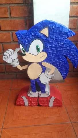Sonic Piñata