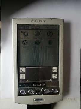 Agenda digital Sony  N760 programas video notas juegos calendario y más