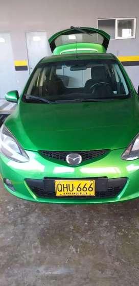 Mazda 2 listo para Rodar