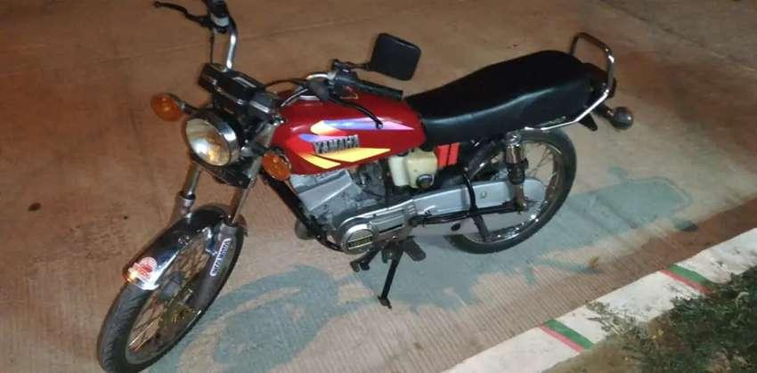 Venta de moto Rx 100 cilindrada a 115 0