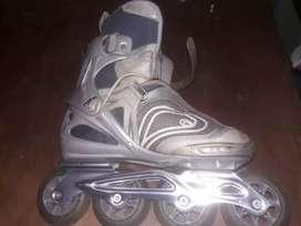 Vendo patines como nuevo