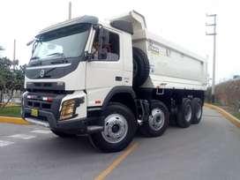 Camión Volquete Volvo FMX 8x4 2020