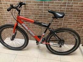 "Bicicleta todo terreno rin 26"""