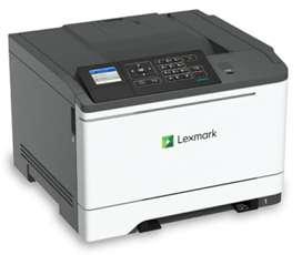 Reparación impresora LEXMARK