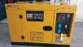 Generador eléctrico caterpillar  monofasico