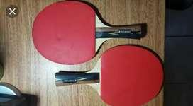 Paletas ping pong