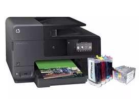 Servicio técnico de computadoras y impresoras