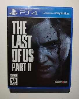 The Last Of Us II Película Física PS4
