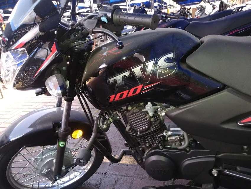 TVS 100 Sport ks