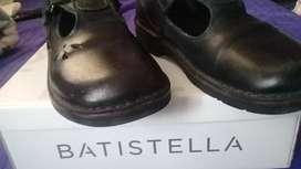 Vendo zapatos marca batistella N36