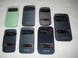 lote de 7 fundas FlipCover Samsung