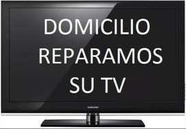 REPARACION TV A DOMICILIO