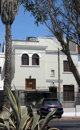 Casa grande para 6 roommies en Jesús María