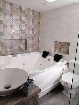 Arriendo casa Salitre alto tiene 3 alcobas sala cocina integral 3 baños uno con jacuzzi