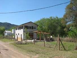 Casa Nueva Con Detalles A Terminar, Villa General Belgrano ! a 5 minutos del centro, todos los servicios, con escritura