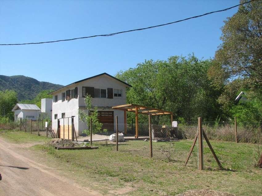 Casa Nueva Con Detalles A Terminar, Villa General Belgrano ! a 5 minutos del centro, todos los servicios, con escritura 0