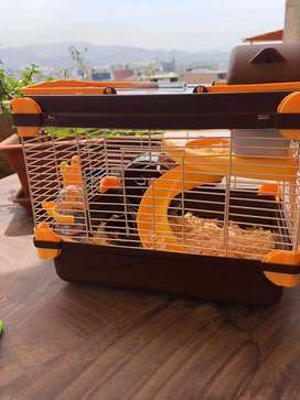 Hamster Pack Jaula