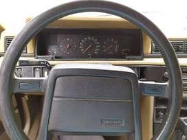 Vendo mi auto volvo año 86