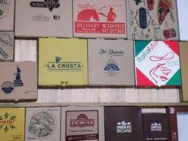 Cajas para pizza Familiar - ¡Precio OFERTA por Tiempo LIMITADO!