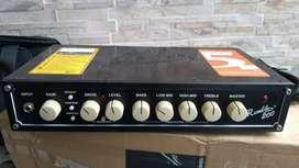 Cabezote Amplificador de bajo Fender Rumble 200 nuevo de 200w de potencia