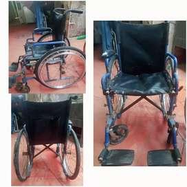 Se venden sillas de ruedas
