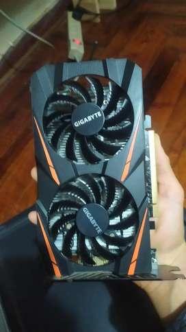 Rx 560 4 Gb Por reparar no da vídeo