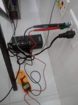 Tecnico electricista profecional