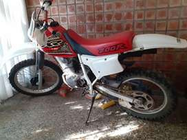 Honda XR impecable!!