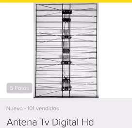 Antena HD tipo parrilla