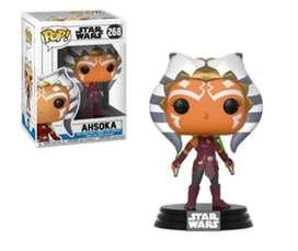 Funko Pop Ahsoka Star Wars Clone Wars