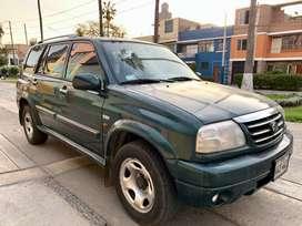 Suzuki XL7 / Grand Nomade 2001