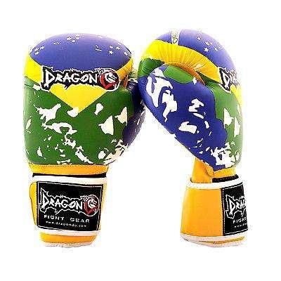 GUANTES PARA BOXEO, KICK BOXING Y MMA MARCA DRAGONDO 0